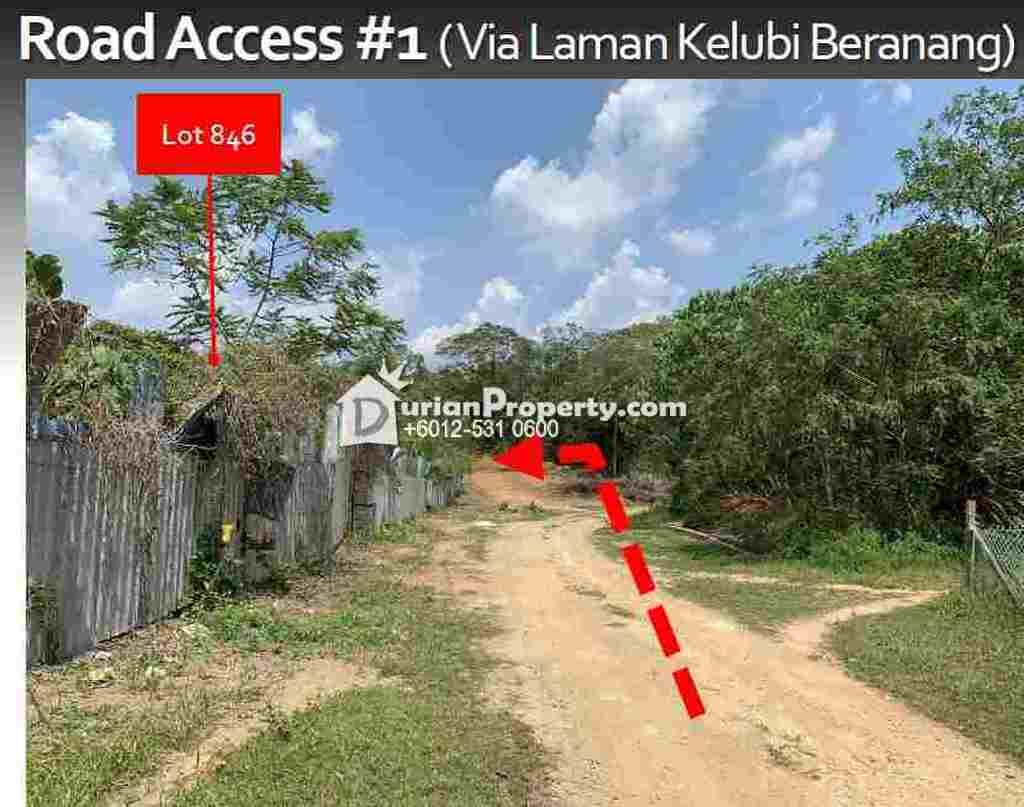 Agriculture Land For Sale at Beranang, Selangor