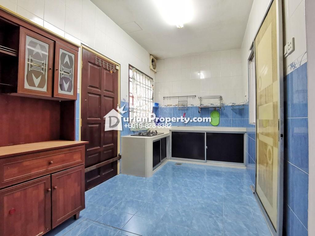 Terrace House For Rent at Bandar Seri Alam, Masai