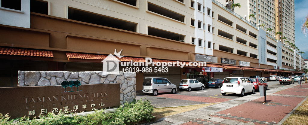 Apartment For Rent at Taman Kheng Tian, Jelutong
