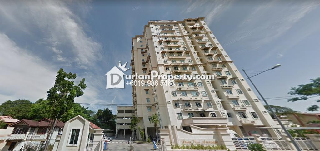 Apartment For Rent at Irama Villa Apartment, Georgetown
