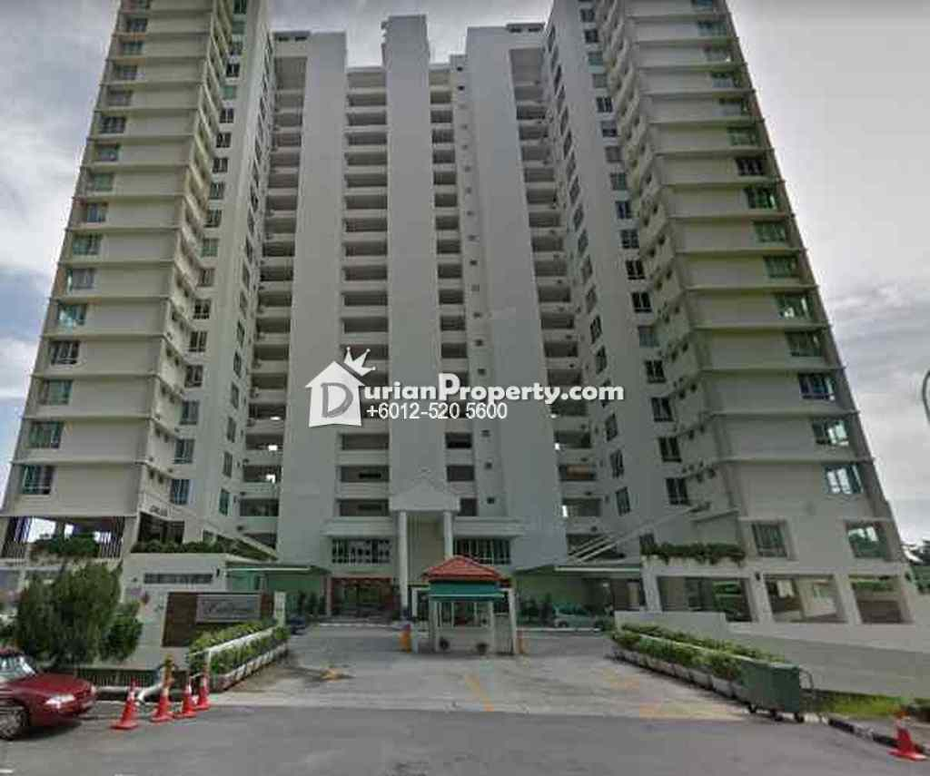 Condo For Auction at The Waterfront, Tanjung Bungah