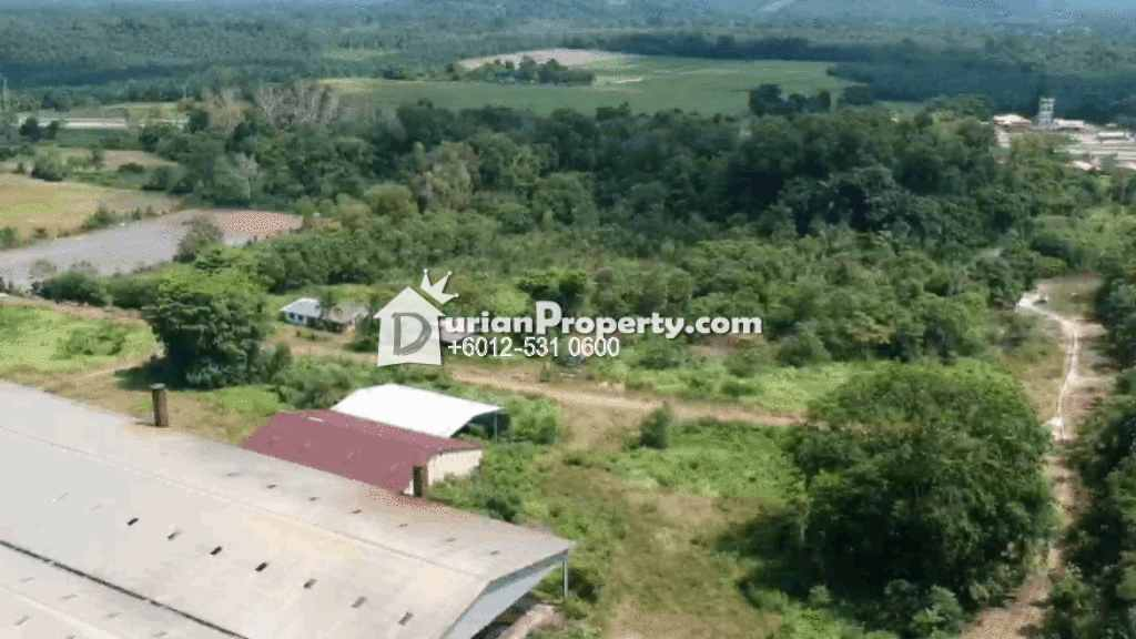 Industrial Land For Sale at Kuantan, Pahang