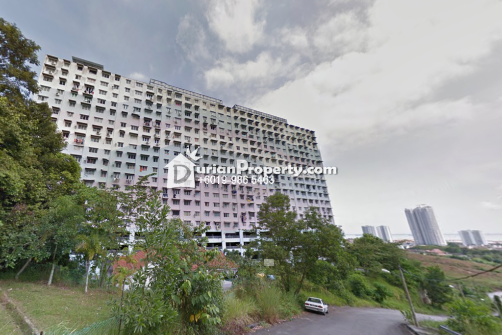 Apartment For Rent at Puncak Erskine, Tanjung Tokong