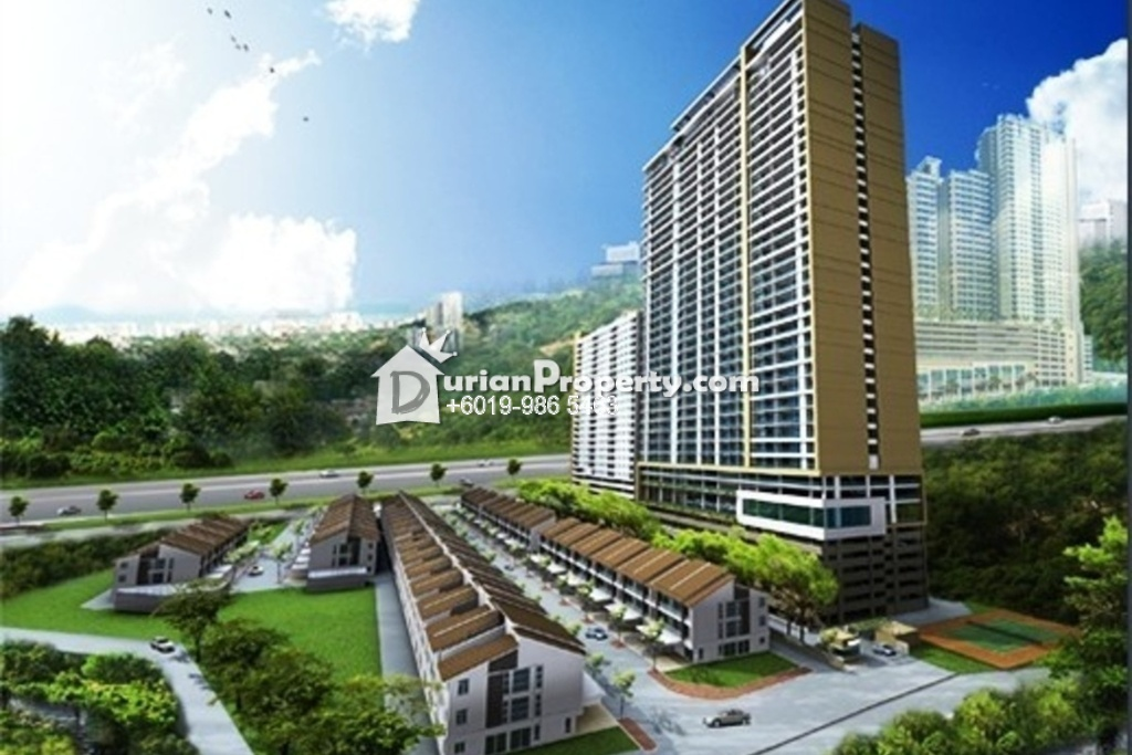Condo For Rent at Shineville Park, Farlim