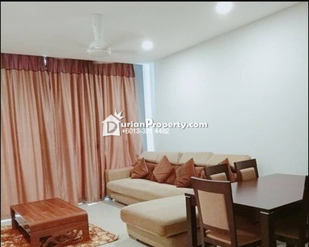 Condo For Rent at The Fennel, Sentul