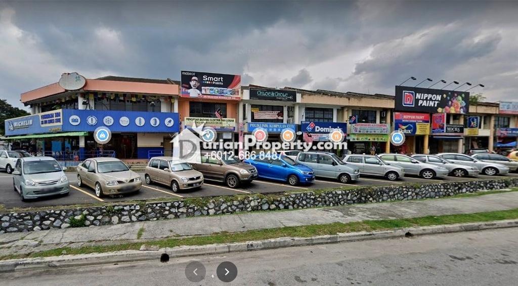 Shop For Rent at SD2, Bandar Sri Damansara
