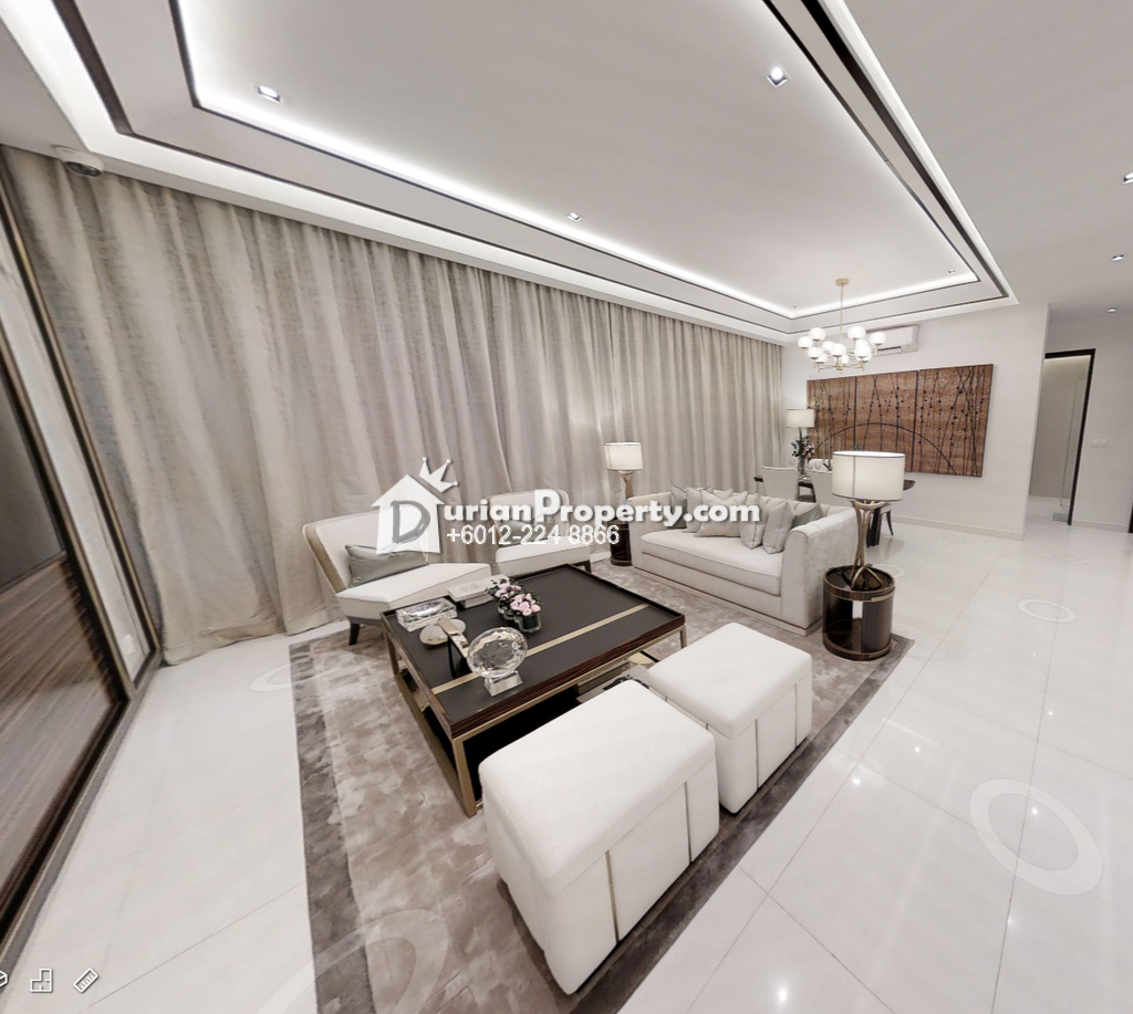 Serviced Residence For Sale at Pavilion Embassy, KL City Centre