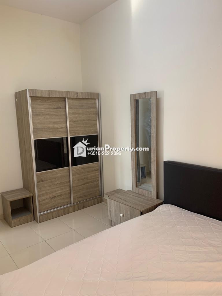 Condo Room for Rent at The iResidence, Bandar Mahkota Cheras