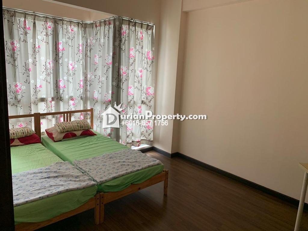 Condo For Rent at Villa Wangsamas, Wangsa Maju
