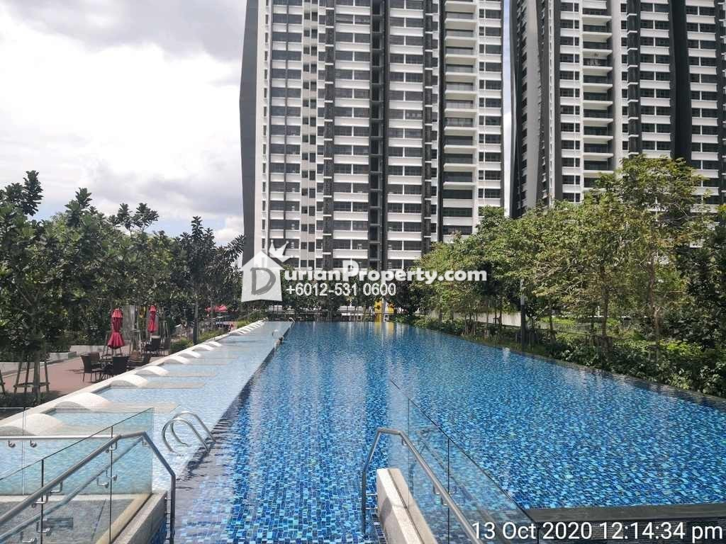Serviced Residence For Auction at Lakeville Residence, Batu Caves