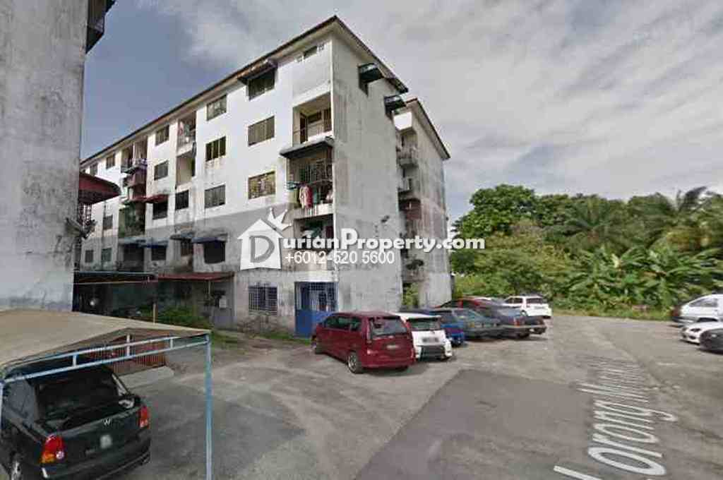 Flat For Auction at Flat Taman Merak Jaya, Simpang Ampat