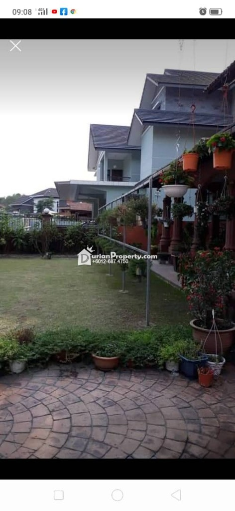 Bungalow House For Sale at Section 8, Shah Alam