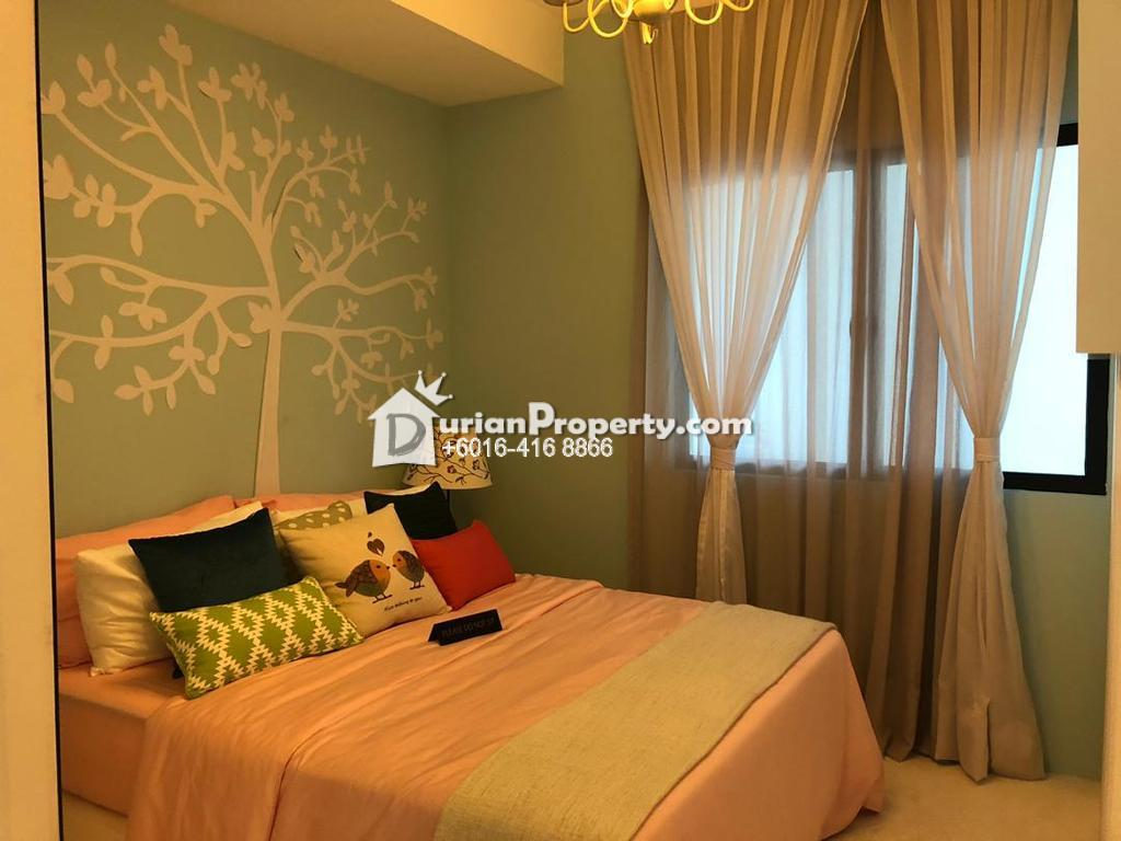 Apartment For Sale at Quinton, Balik Pulau