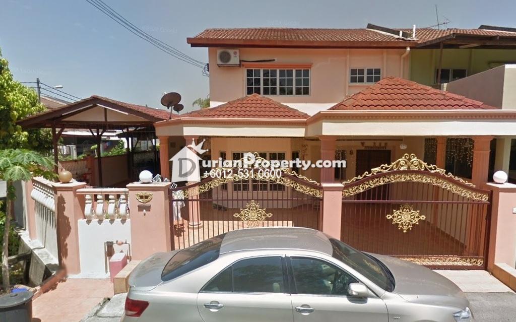 Terrace House For Auction at Taman Sentosa, Klang