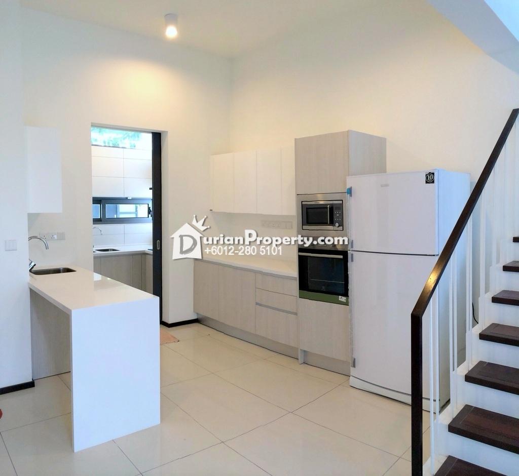 Link Villa For Rent at The Breezeway, Desa ParkCity