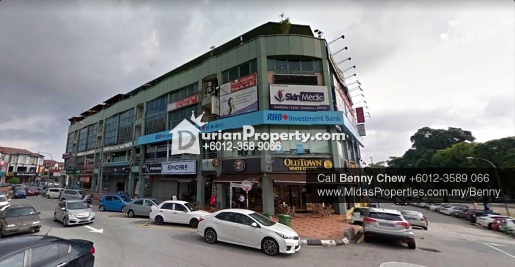 Shop For Rent at Taipan Business Centre, Subang Jaya