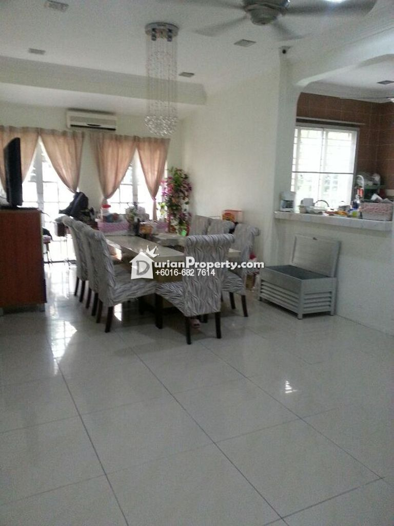 Bungalow House For Sale at Bandar Bukit Mahkota, Kajang