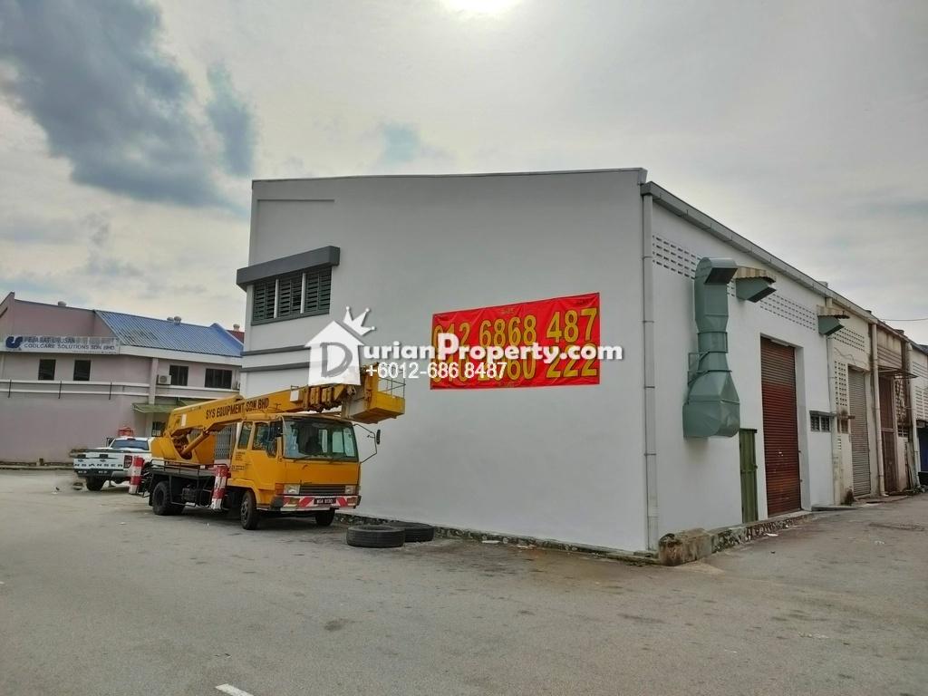 Terrace Factory For Rent at SD 5, Bandar Sri Damansara