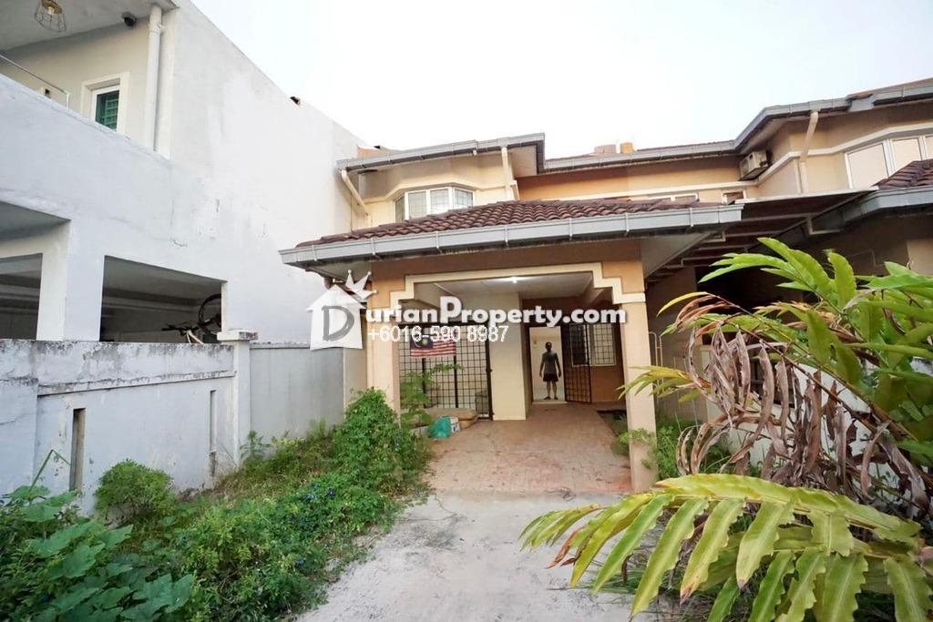 Terrace House For Sale at Cahaya Alam, Shah Alam