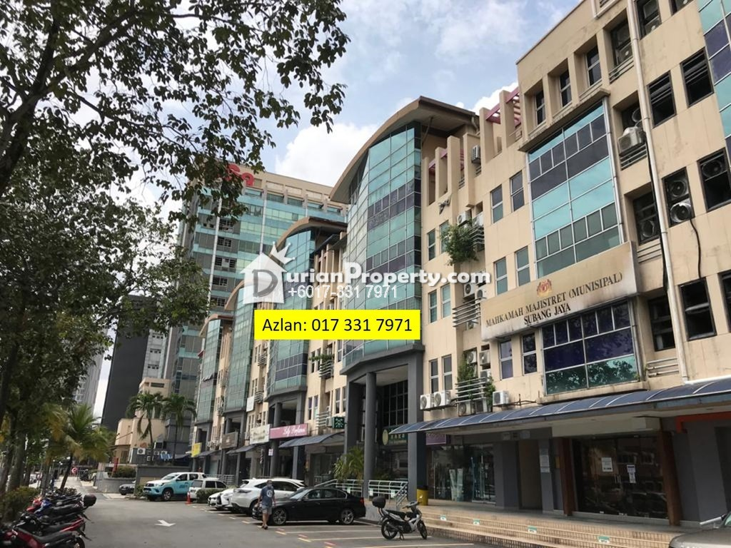 Office For Rent at Subang Square, Subang Jaya