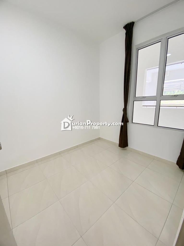Apartment For Sale at Bayu Angkasa, Nusajaya