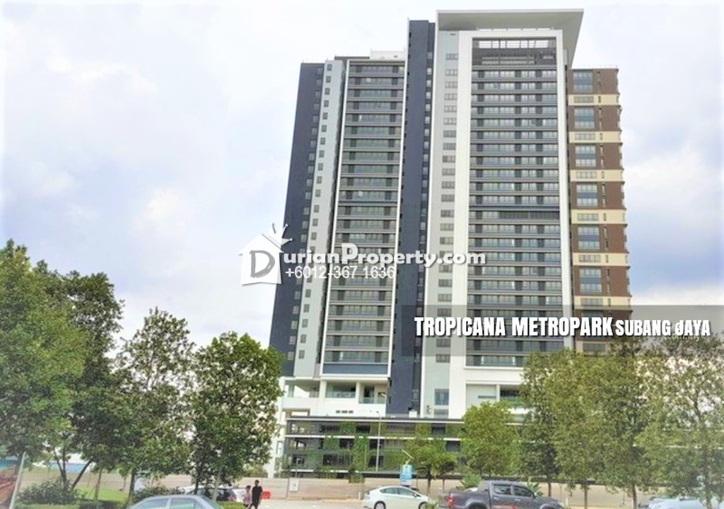 Condo For Rent at Tropicana Metropark, Subang Jaya