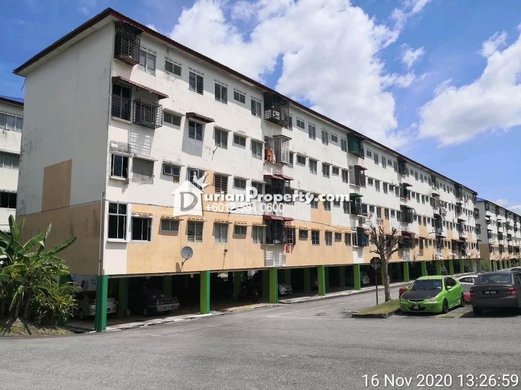 Apartment For Auction at Nuri Apartment, Kajang