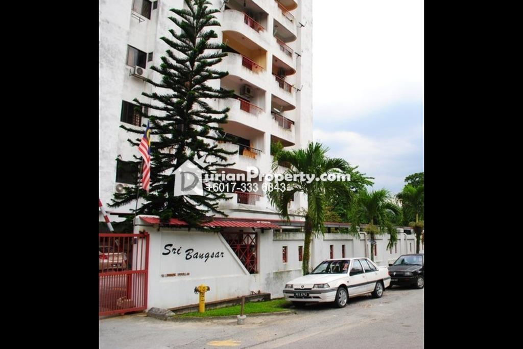 Condo For Sale at Sri Bangsar, Bukit Bangsar