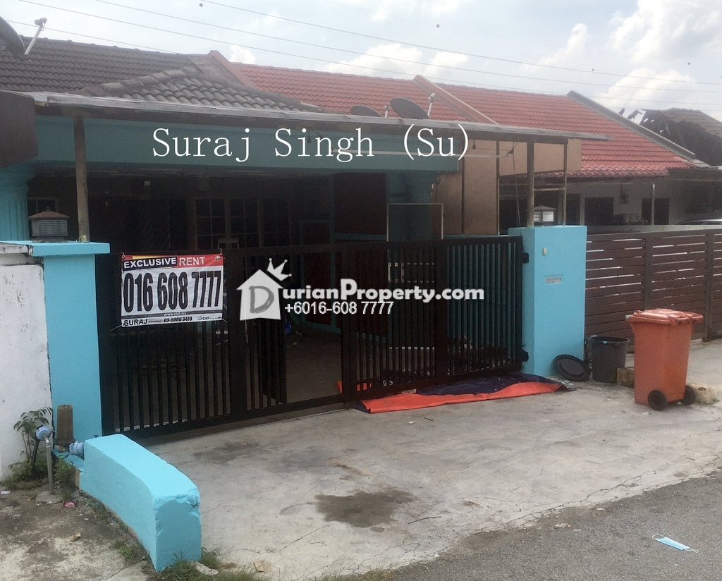 Terrace House For Rent at Section 14, Petaling Jaya