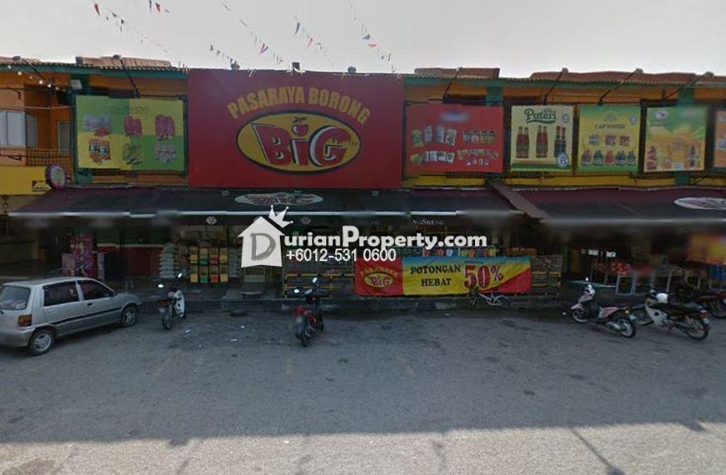 Terrace House For Auction at Sungai Kapar Indah, Kapar