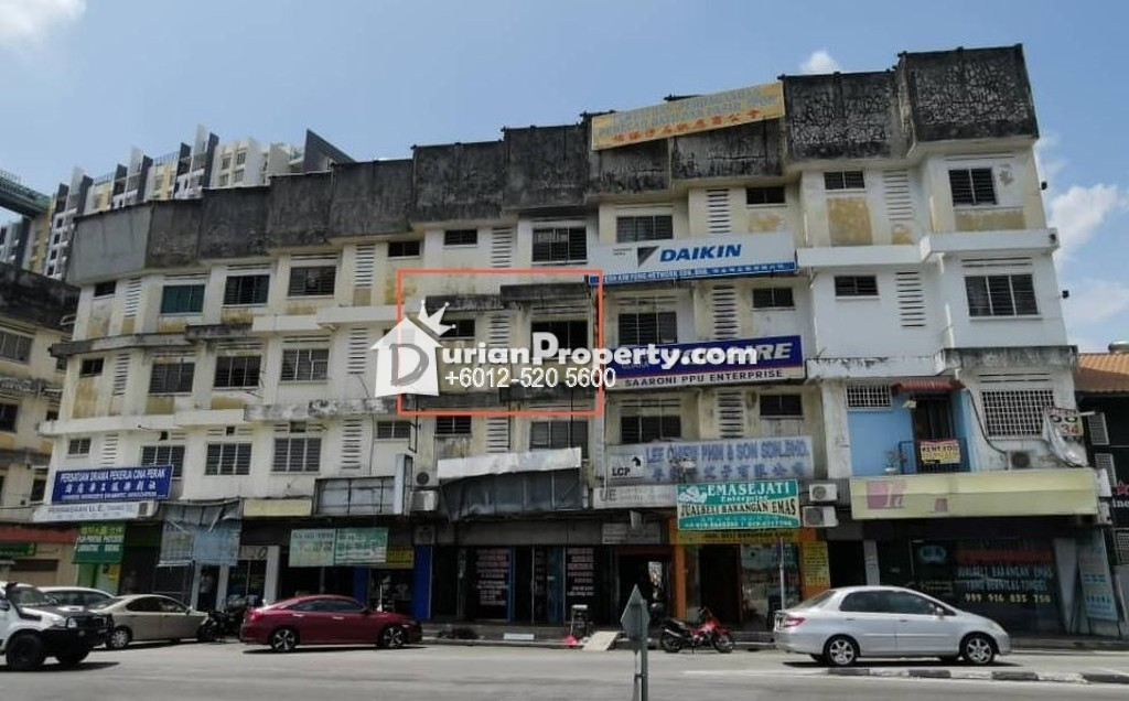 Office For Auction at Taman Jubilee, Ipoh