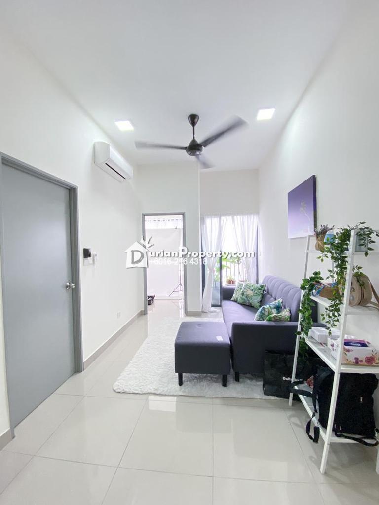Apartment For Sale at Ayuman Suites, Gombak