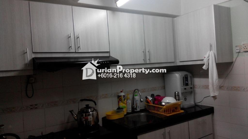 Apartment For Sale at Vista Saujana, Kepong