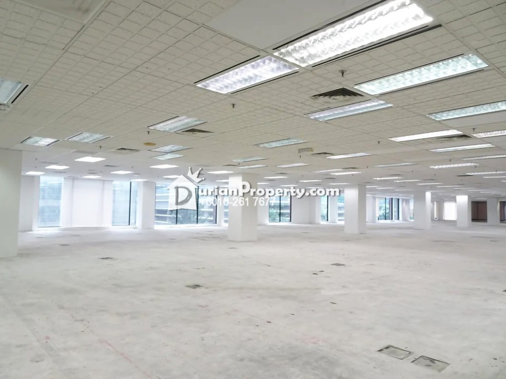 Office For Rent at Wisma Hong Leong, KLCC