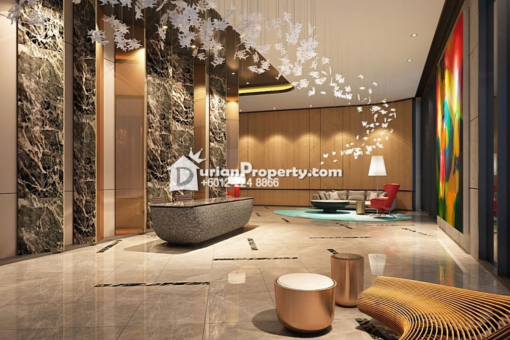 Serviced Residence For Sale at KL Eco City, Kuala Lumpur