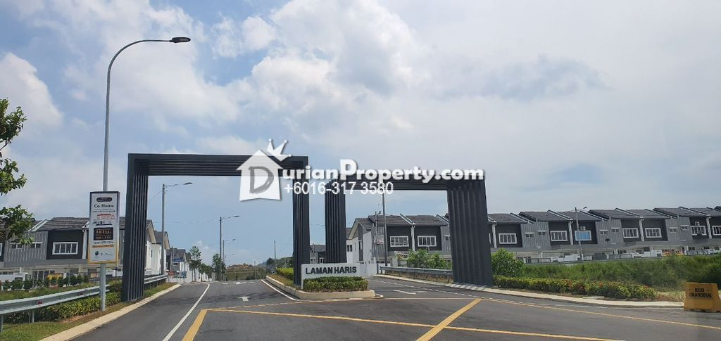 Terrace House For Sale at Eco Grandeur, Bandar Puncak Alam