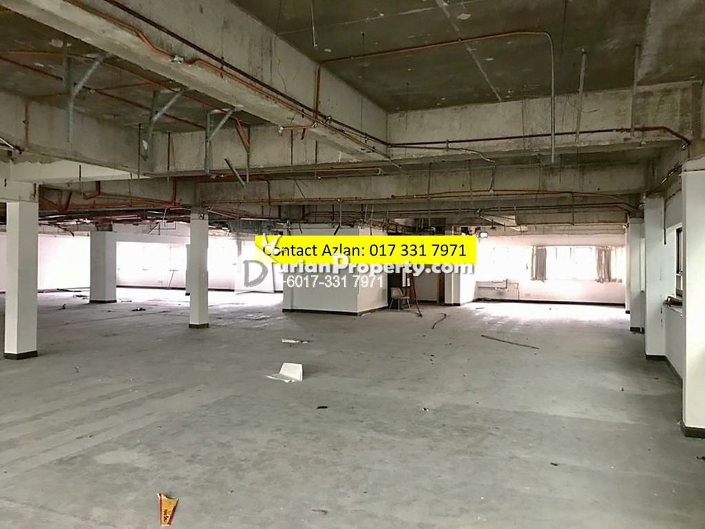 Office For Rent at Chow Kit, KL City Centre