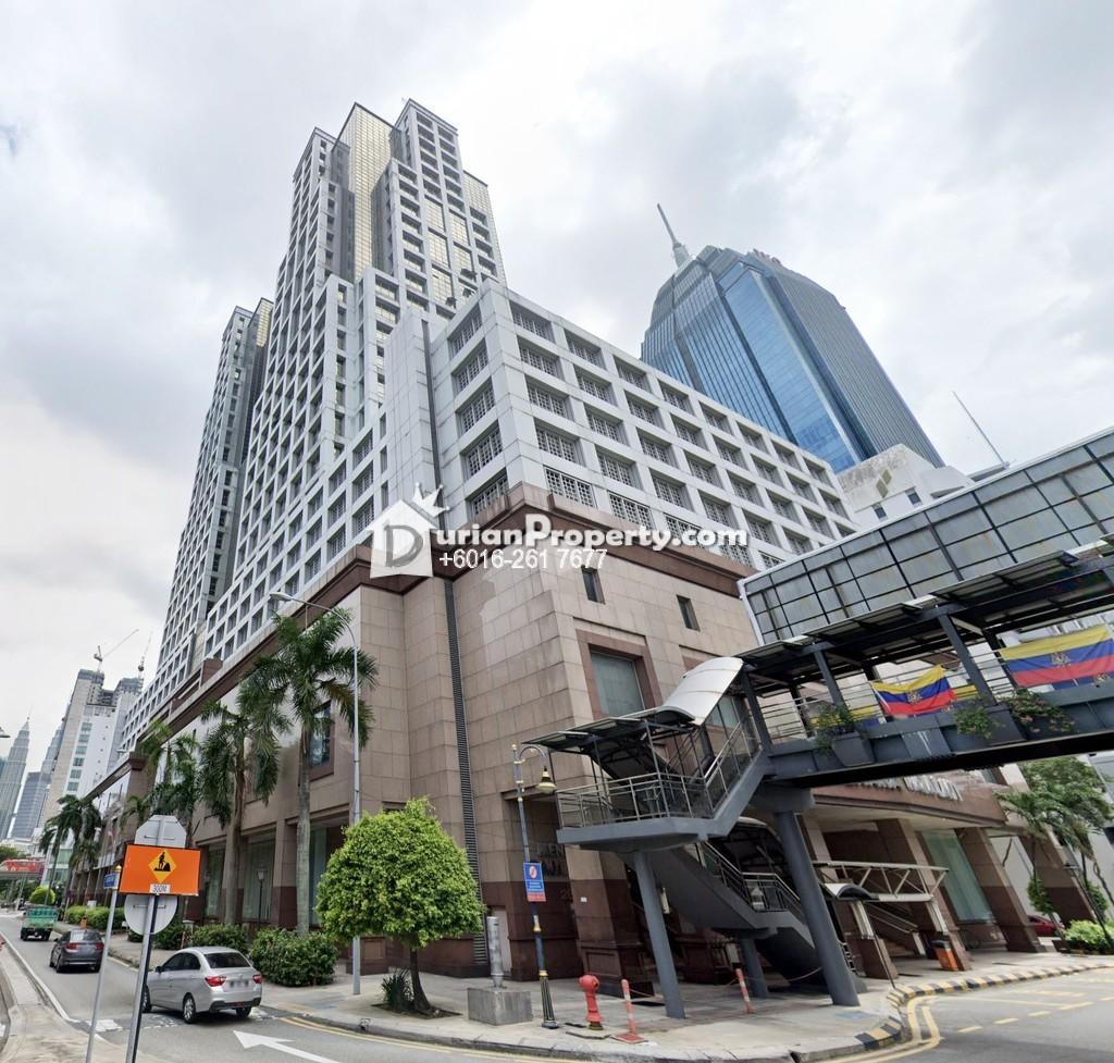 Office For Rent at Menara Raja Laut, Kuala Lumpur