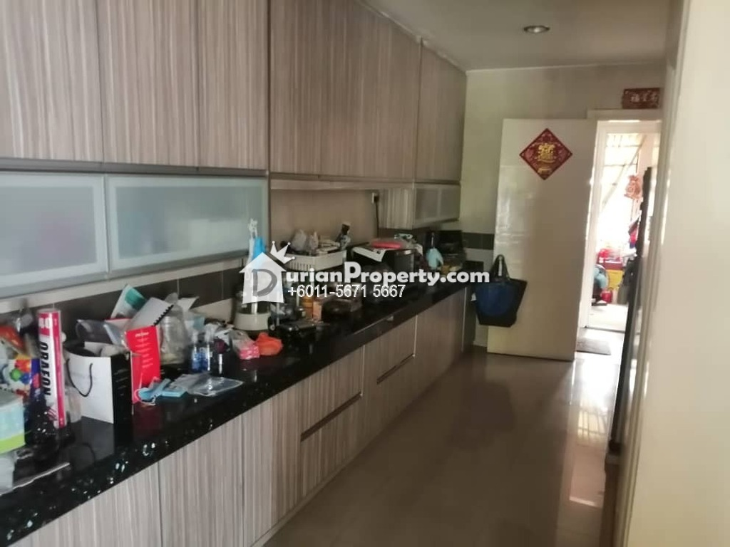 Terrace House For Sale at Taman Seputeh, Seputeh