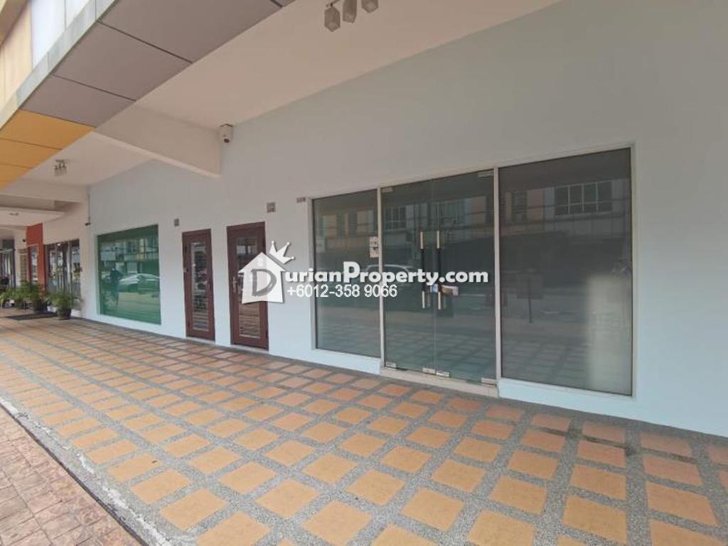 Shop For Sale at Kuchai Business Park, Kuchai Lama