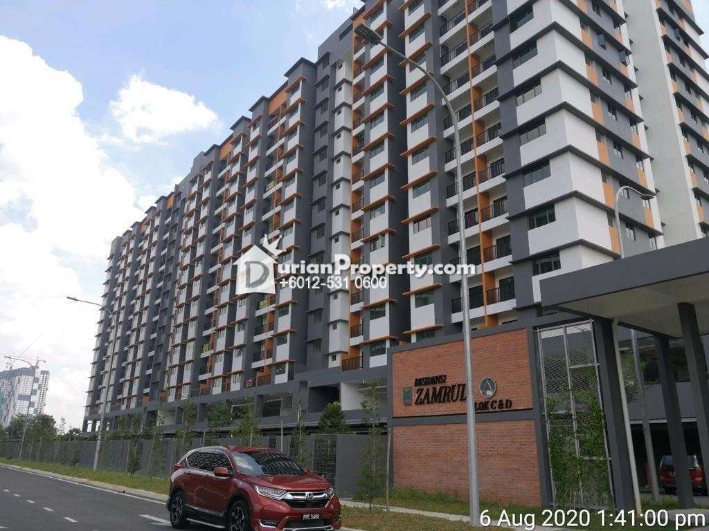 Apartment For Auction at Residensi Zamrud, Kajang 2