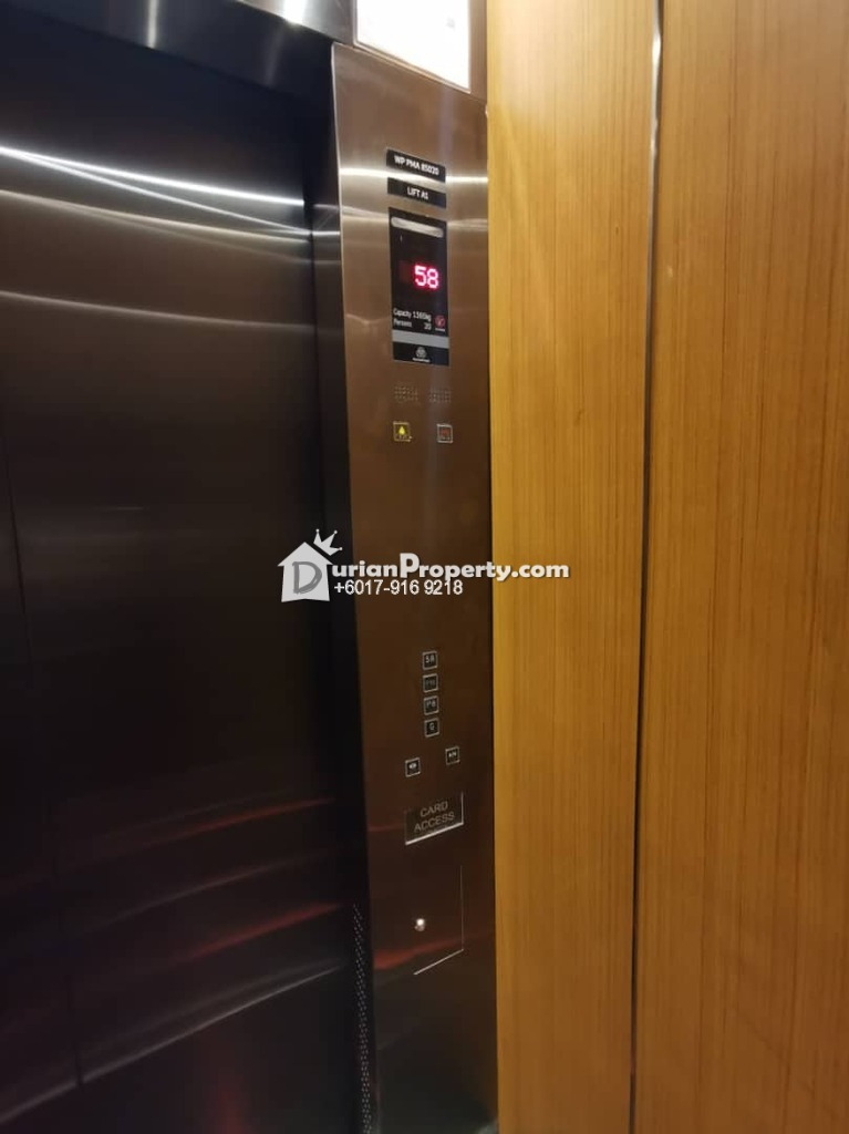 Apartment For Rent at Sky Suites, KLCC