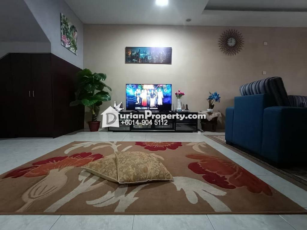 Terrace House For Sale at Bandar Nusa Rhu, Shah Alam
