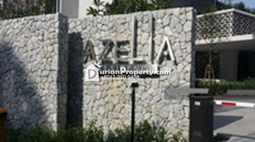 Serviced Residence For Sale at Azelia Residence, Bandar Sri Damansara
