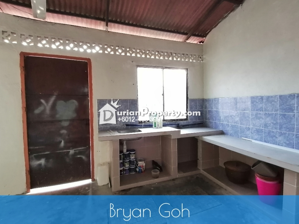 Terrace House For Rent at Taman Thean Teik, Ayer Itam