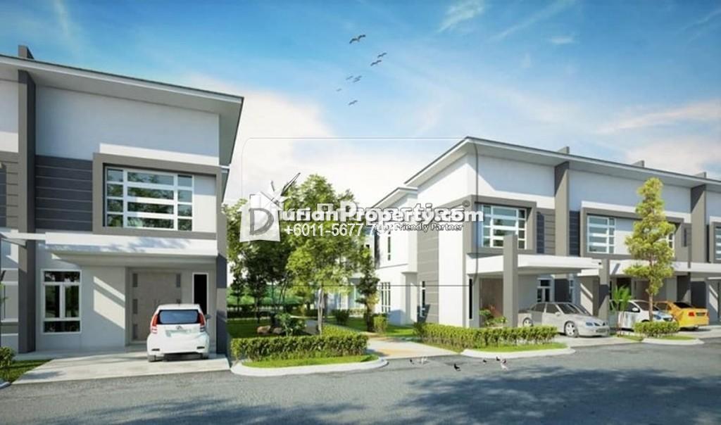 Terrace House For Sale at PPAM Bukit Pinang, Alor Setar