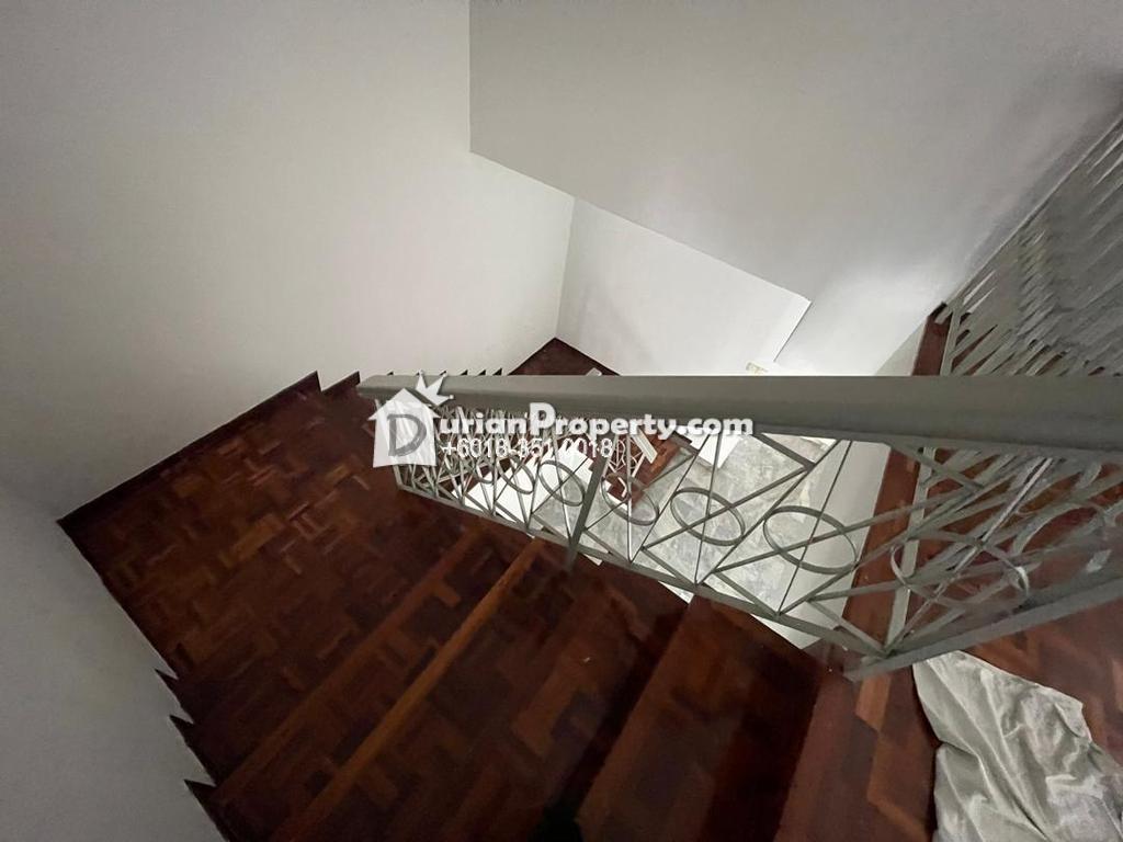 Terrace House For Sale at Taman Sri Bintang, Kepong