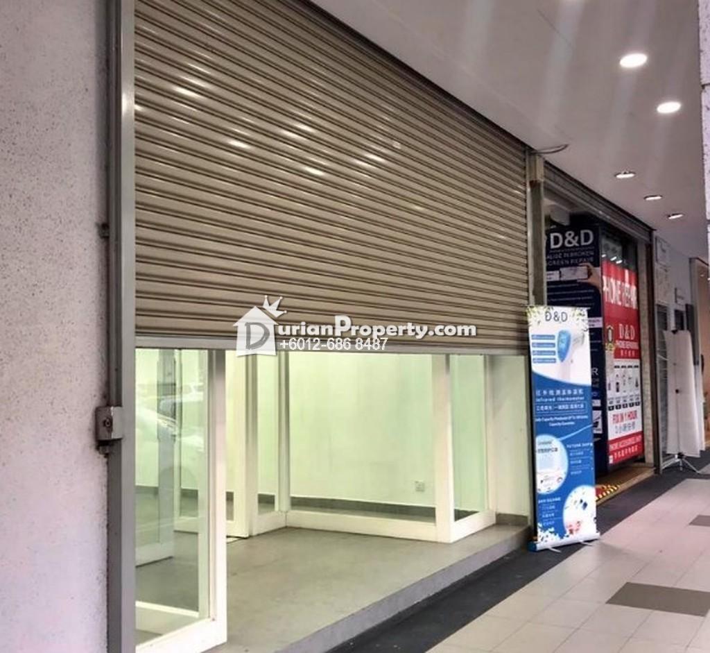 Shop For Rent at Sunway Giza, Kota Damansara