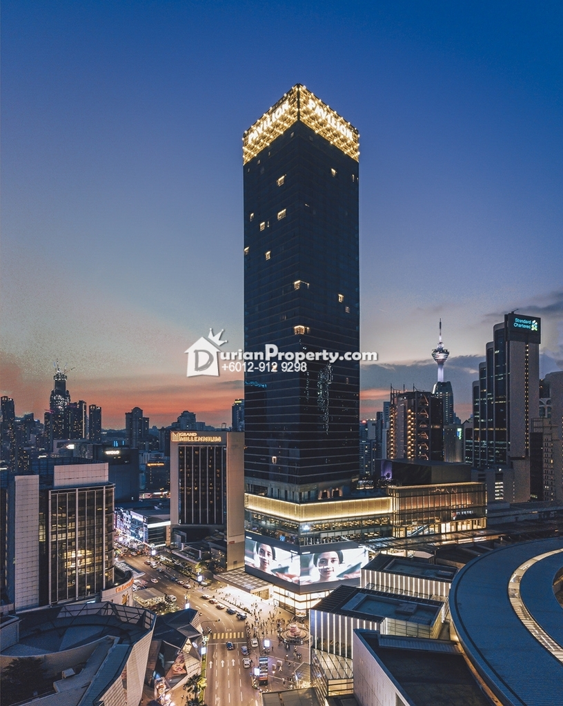 Condo For Rent at Pavilion Residences, Bukit Bintang