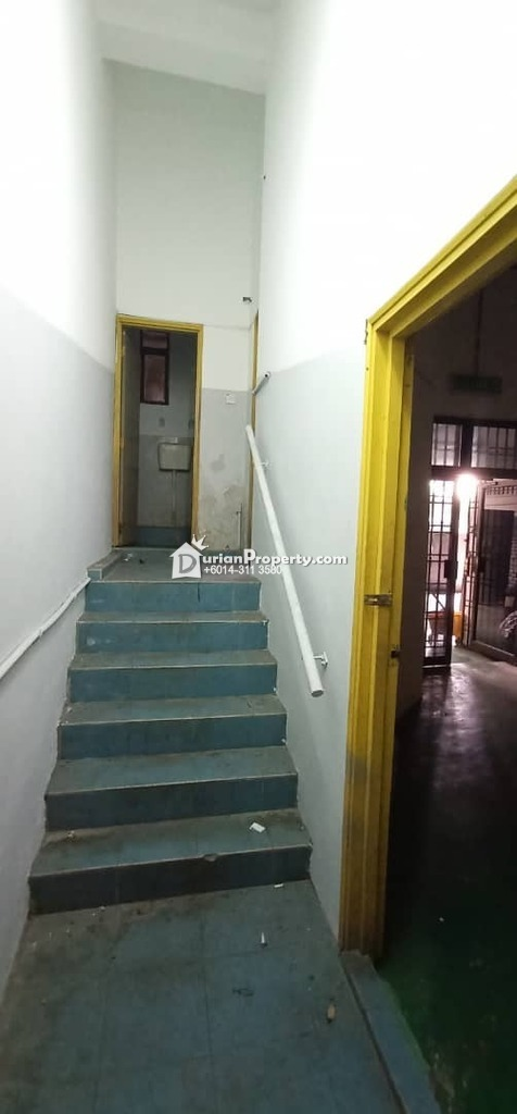Terrace Factory For Rent at Taman Desa Cemerlang, Ulu Tiram